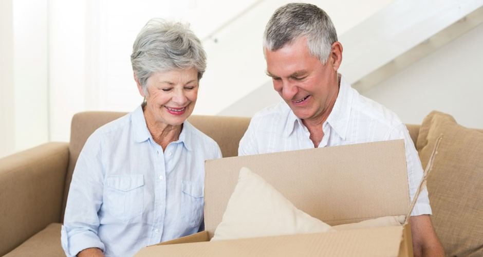 Tips for downsizing and moving