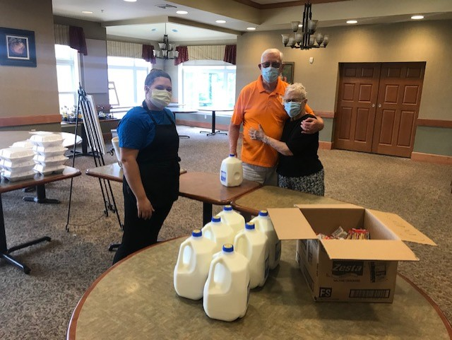 Milk donation strengthens body and spirit