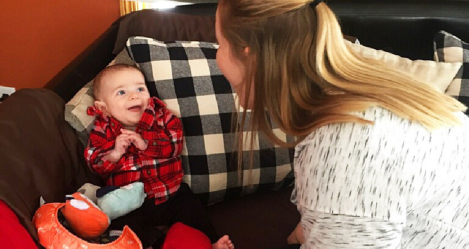 Tiny patient, big hearts: Home health cares for 'rock star' infant
