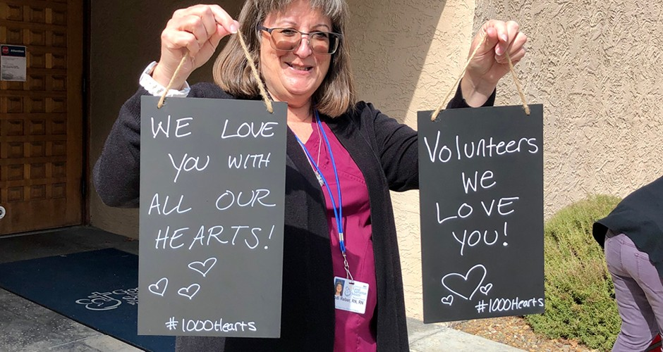 A project from the heart impacts 1,000 Arizona seniors